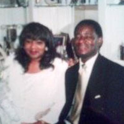 Waymon and Rita Robinson